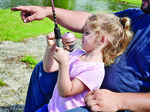 Reelin' Them In: Fishing tournament at Campbellsville City Lake brings out large group of children on Memorial Day