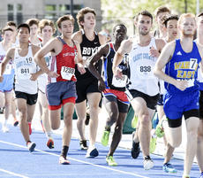 "<div class=""source"">photo/JILL PICKETT</div><div class=""image-desc"">Taylor County's Ryan Maynard runs in the boys' 1,600-meter run Saturday during the Class 2-A KHSAA State Track and Field Championships at the University of Kentucky in Lexington.</div><div class=""buy-pic""><a href=""/photo_select/67022"">Buy this photo</a></div>"