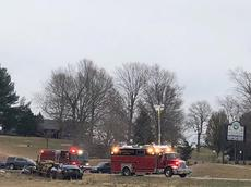 "<div class=""source"">Brad Derrick Shofner</div><div class=""image-desc"">Emergency crews work the scene of a multi-vehicle accident near Swan's Landing on KY 55 Tuesday afternoon</div><div class=""buy-pic""><a href=""/photo_select/68162"">Buy this photo</a></div>"