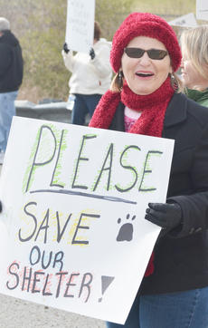"<div class=""source"">Calen McKinney</div><div class=""image-desc"">About 50 protestors rallied at the Taylor County Animal Shelter on Saturday in the second rally to save the shelter.</div><div class=""buy-pic""><a href=""http://web2.lcni5.com/cgi-bin/c2newbuyphoto.cgi?pub=085&orig=Shelter%2BProtest%2B%25232%2B5.jpg"" target=""_new"">Buy this photo</a></div>"