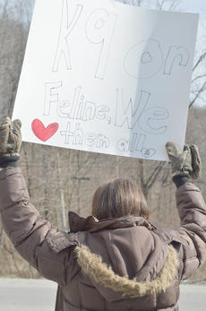 "<div class=""source"">Calen McKinney</div><div class=""image-desc"">About 50 protestors rallied at the Taylor County Animal Shelter on Saturday in the second rally to save the shelter.</div><div class=""buy-pic""><a href=""http://web2.lcni5.com/cgi-bin/c2newbuyphoto.cgi?pub=085&orig=Shelter%2BProtest%2B%25232%2B9.jpg"" target=""_new"">Buy this photo</a></div>"