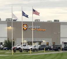 "<div class=""source"">Jeff Moreland</div><div class=""image-desc"">The recently-announced pay raise for Amazon employees will affect nearly a thousand full-time and seasonal employees locally.</div><div class=""buy-pic""><a href=""/photo_select/67847"">Buy this photo</a></div>"