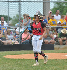 "<div class=""source"">photo/JOSH CLAYWELL</div><div class=""image-desc"">Taylor County's Beth Veach walks off the field after the final out in Monday's loss to Green County in the 5th Region Softball Tournament quarterfinals at Marion County.</div><div class=""buy-pic""><a href=""/photo_select/67072"">Buy this photo</a></div>"