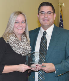 """<div class=""""source"""">Submitted</div><div class=""""image-desc"""">Maranda Wright with Superintendent Kirby Smith</div><div class=""""buy-pic""""></div>"""
