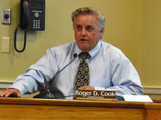 """<div class=""""source"""">Zac Oakes</div><div class=""""image-desc"""">Local school superintendents Roger Cook (Taylor County) and Kirby Smith (Campbellsville Independent) expressed strong opposition to HB 242, which aims to consolidate school districts around the state from the current 176 districts to 55.</div><div class=""""buy-pic""""><a href=""""/photo_select/66564"""">Buy this photo</a></div>"""