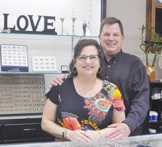 "<div class=""source"">Josh Claywell</div><div class=""image-desc"">Doug and Kathleen Tucker celebrate the 70th anniversary of their business, Tucker Diamonds & Gold, this month. An open house is set for Thursday, May 10.</div><div class=""buy-pic""><a href=""/photo_select/66898"">Buy this photo</a></div>"
