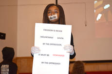 "<div class=""source"">Zac Oakes</div><div class=""image-desc"">Youth from First Baptist Church in Campbellsville have been performing programs to help educate them about issues facing African Americans during February, which is Black History Month.</div><div class=""buy-pic""><a href=""/photo_select/66629"">Buy this photo</a></div>"