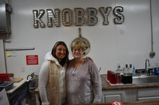 """<div class=""""source"""">Zac Oakes</div><div class=""""image-desc"""">Diane Marinelli (left) and her mother, Ruth Knoblauch, are bringing a new restaurant to Campbellsville named Knobby's Deli. </div><div class=""""buy-pic""""><a href=""""/photo_select/66268"""">Buy this photo</a></div>"""