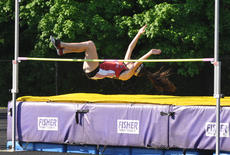 "<div class=""source"">Josh Claywell</div><div class=""image-desc"">Taylor County's Elizabeth Rogers clears the bar in the high jump during Tuesday's Class 2-A, Region 2 championship meet at Bardstown High School.</div><div class=""buy-pic""><a href=""/photo_select/66933"">Buy this photo</a></div>"