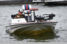 "<div class=""source"">Zac Oakes</div><div class=""image-desc"">Kenny Brown takes his boat out on Green River Lake Saturday during the U.S. Army Corps of Engineers' annual Fishing with Veterans event. He was one of about 30 veterans to participate in the event.</div><div class=""buy-pic""><a href=""/photo_select/66118"">Buy this photo</a></div>"