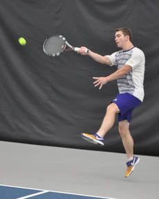 "<div class=""source"">photo/JOSH CLAYWELL</div><div class=""image-desc"">Campbellsville's Cass Kidwell hits a return shot in Thursday's match against Corbin in the first round of the KHSAA State Tennis Championships in Nicholasville.</div><div class=""buy-pic""><a href=""/photo_select/67033"">Buy this photo</a></div>"