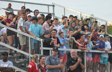 """<div class=""""source"""">photo/JOSH CLAYWELL</div><div class=""""image-desc"""">The Taylor County student section cheers during Friday&#039;s game.</div><div class=""""buy-pic""""><a href=""""/photo_select/67549"""">Buy this photo</a></div>"""