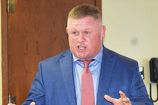 "<div class=""source"">Zac Oakes</div><div class=""image-desc"">Charles Higdon, Jr. speaks to the crowd after being selected as the next Superintendent of the Taylor County School District at a special-called meeting Saturday morning.</div><div class=""buy-pic""><a href=""/photo_select/67126"">Buy this photo</a></div>"