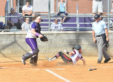 "<div class=""source"">photo/JOSH CLAYWELL</div><div class=""image-desc"">Taylor County's Addie Westbrook slides into home as Campbellsville catcher Shallan Philpott looks on.</div><div class=""buy-pic""><a href=""/photo_select/67019"">Buy this photo</a></div>"