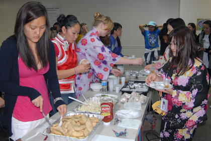 Last Saturday's annual Diversity Festival, hosted by Greater Campbellsville United, offered food, games, crafts, activities, a fashion show and performances to help those who attended learn about different cultures.
